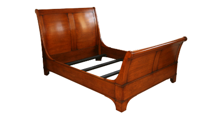 Sleigh Bed Double