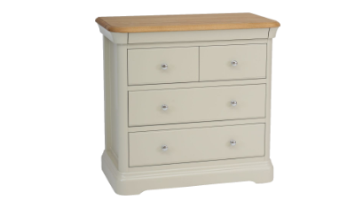 Chest Of 4 Drawers 2+2