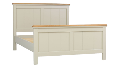 T&G Panel Bed King Size