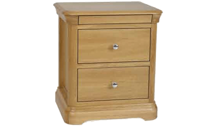 Bedside Chest 2 Drawer