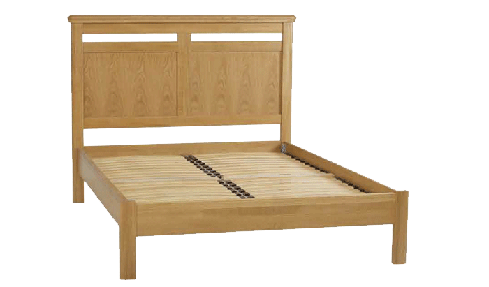 Double Size Panel Bed