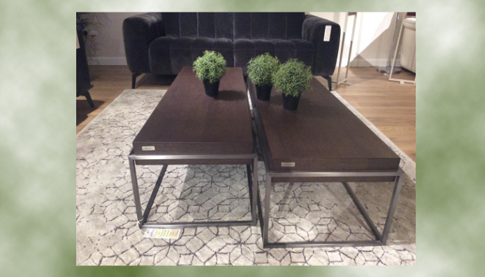 Price for each coffee table
