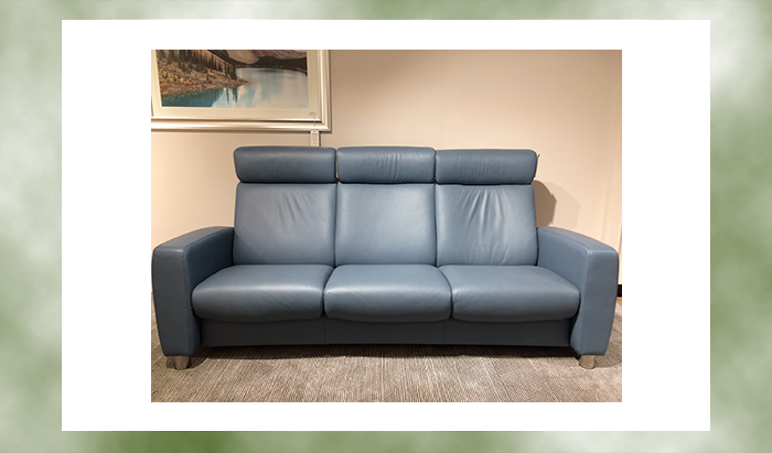 Arion 19 High Back 3 Seat Sofa